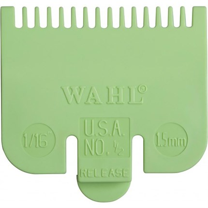 Wahl Attachment Comb - No. 0.5 Lime Green