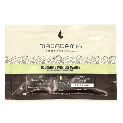 Macadamia Professional Nourishing Moisture Masque 30ml