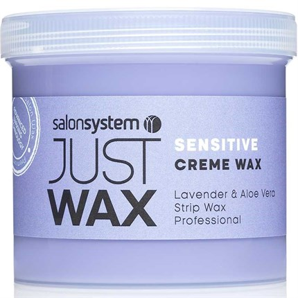 Salon System Just Wax - Creme Wax (Sensitive) 450g