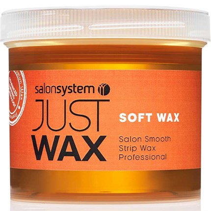 Salon System Just Wax - Soft Wax 450g