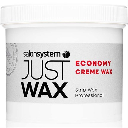 Salon System Just Wax Economy Creme Wax 425g