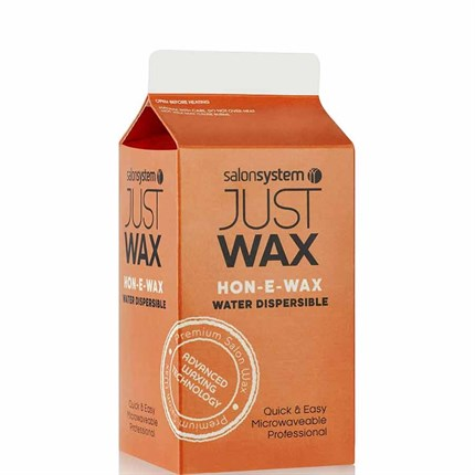 Salon System Just Wax New Hon-e-wax Carton 500g