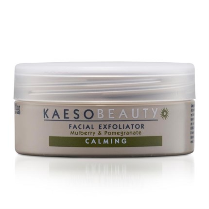 Kaeso Mulberry & Pomegranate Calming Exfoliator - 95ml