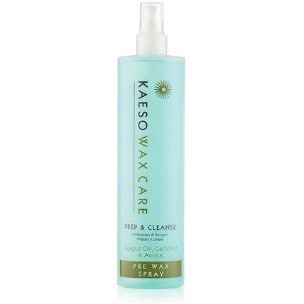 Kaeso Prep & Cleanse Pre Wax Spray 495ml