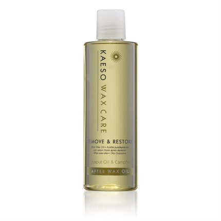 Kaeso Remove Restore After Wax Oil 250ml