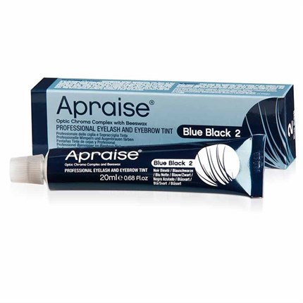 Apraise Eyelash & Eyebrow Tint 20ml - No 2 Blue Black