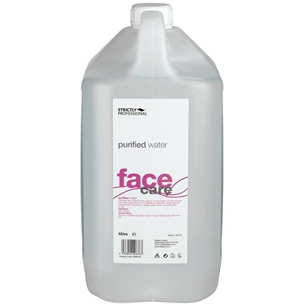 Strictly Professional Purified Water 4 Litre