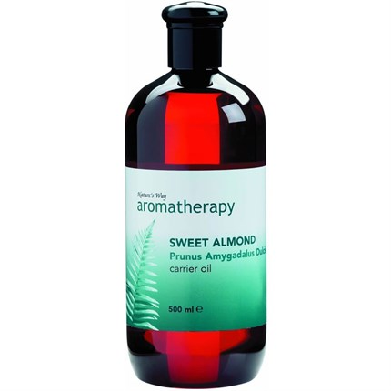 Natures Way Sweet Almond Carrier Oil 500ml