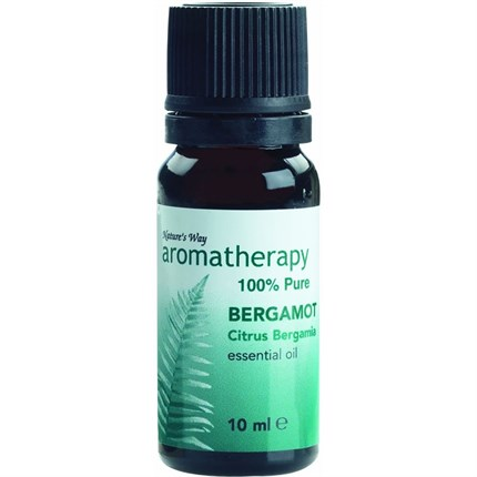 Natures Way Bergamot Essential Oil 10ml