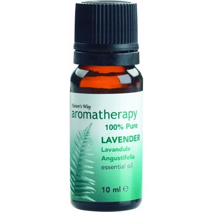 Natures Way Lavender Essential Oil 10ml