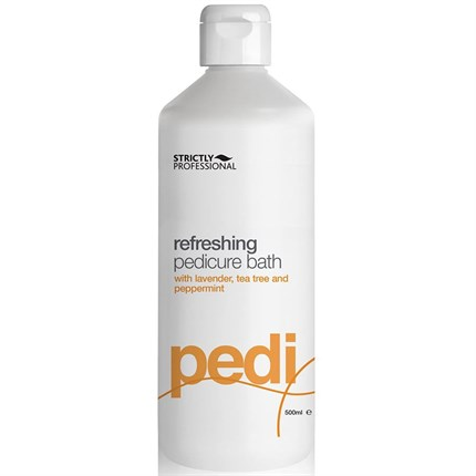 Strictly Professional Refreshing Pedicure Bath 500ml