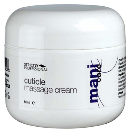 Strictly Professional Cuticle Massage Cream 60ml