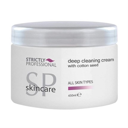 Strictly Professional Deep Cleansing Cream 450ml