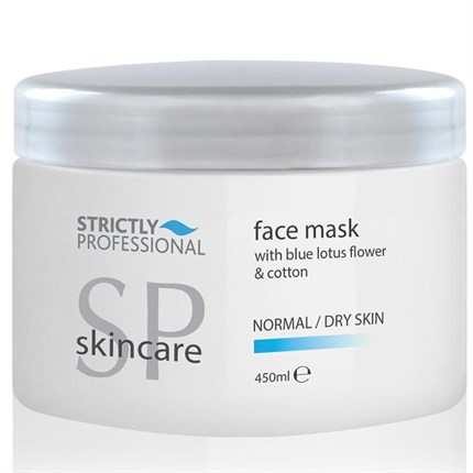 Strictly Professional Face Mask 450ml - Normal/Dry Skin