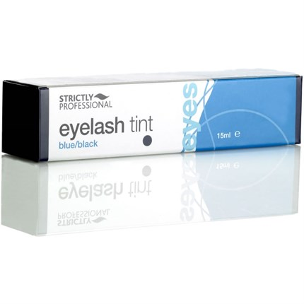 Strictly Professional Eyelash Tint 15ml - Black/Blue