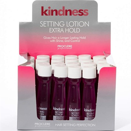 Proclere Kindness Setting Lotion Pk24 - Extra Hold