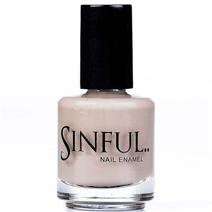 Sinful Nail Polish 15ml - Naked