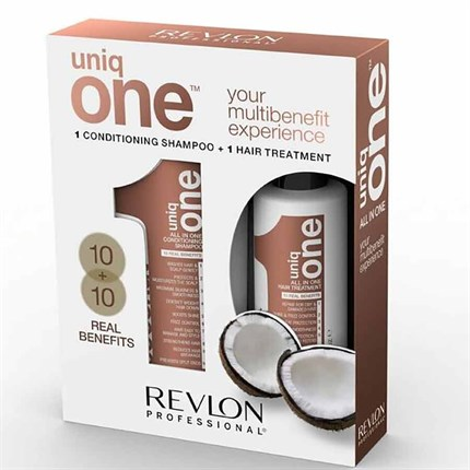 Uniq One Duo Pack - Coconut