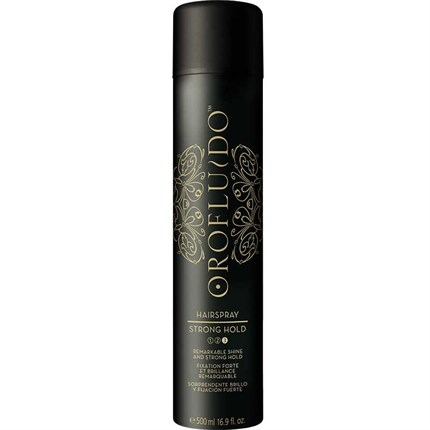 Revlon Orofluido Hairspray 500ml - Strong