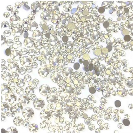 Swarovski Crystals 2000/2058/2088 Mixed Crystal - 500pk