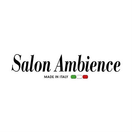 Salon Ambience Plastic Backrest Cover with Black Strip