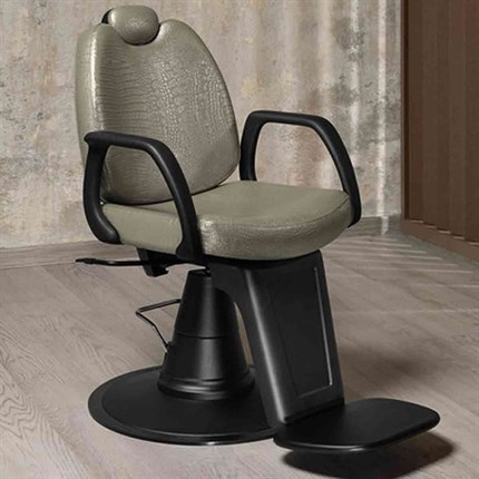 Salon Ambience Danilo Barber Chair + Black Base