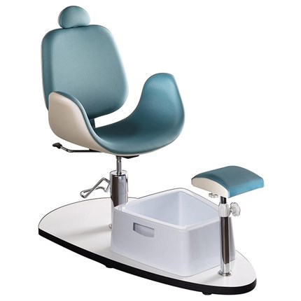 Salon Ambience Oasis Pedicure Chair - Cocoa 92
