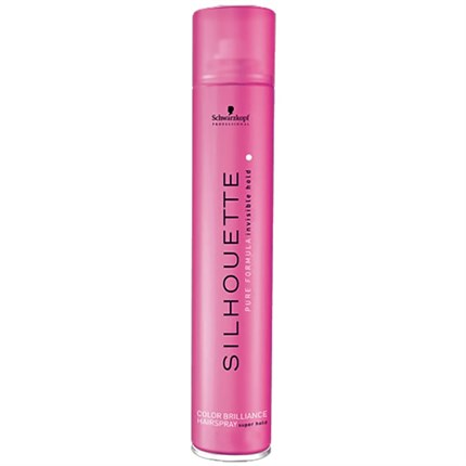 Schwarzkopf Silhouette Color Brilliance Strong Hold Hairspray 300ml