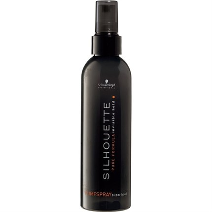 Schwarzkopf Silhouette Super Hold Pumpspray 200ml