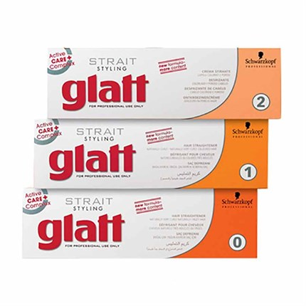 Schwarzkopf Glatt Styling Straight Kit - 0