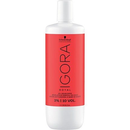 Schwarzkopf Igora Developer 1 Litre - 10vol (3%)