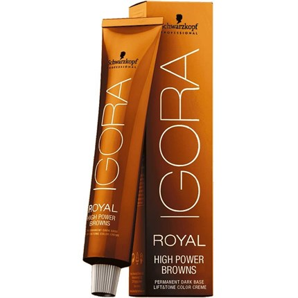 Schwarzkopf Igora High Power Browns 60ml B-2