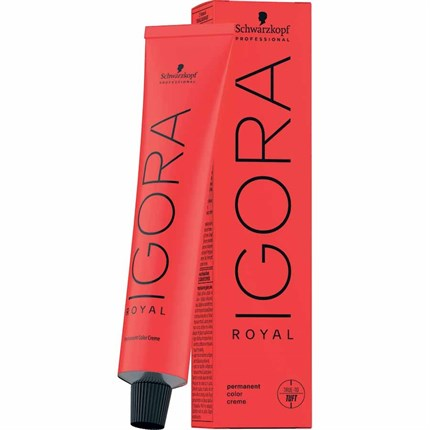 Schwarzkopf Igora Royal 60ml 5-88 - Light Brown Auburn Red