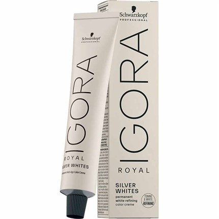 Schwarzkopf Igora Royal Absolutes SilverWhite 60ml - Silver
