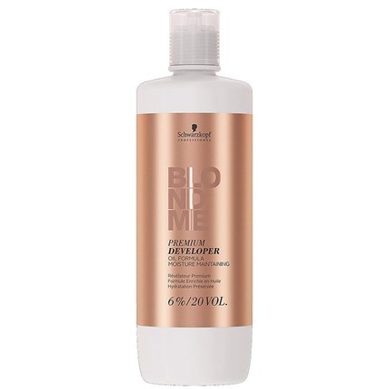 Schwarzkopf BLONDME Premium Oil Developer 1 Litre - 20vol (6%)