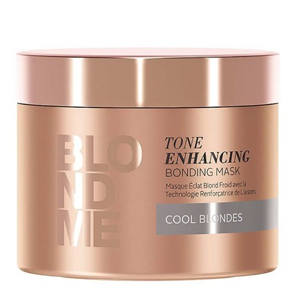Schwarzkopf BLONDME Tone Enhancing Bonding Mask - Cool Blondes 200ml