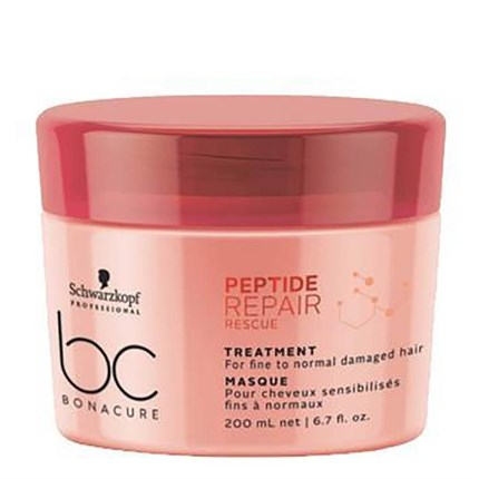 Schwarzkopf BC PEPTIDE REPAIR RESCUE Treatment 200ml
