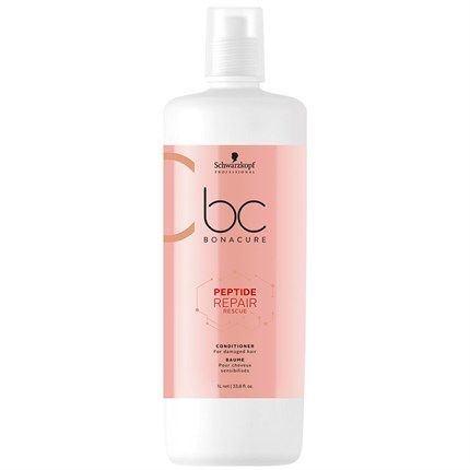 Schwarzkopf BC PEPTIDE REPAIR RESCUE Conditioner 1L