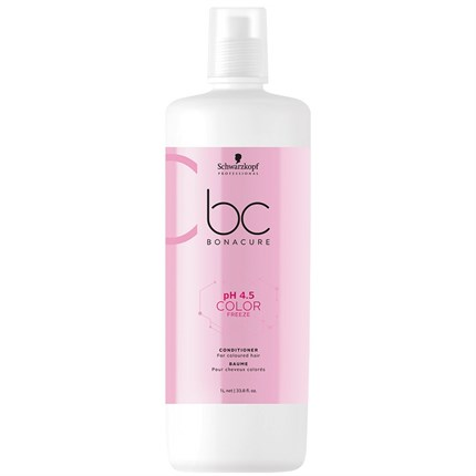 Schwarzkopf BC pH 4.5 COLOR FREEZE Conditioner 1L