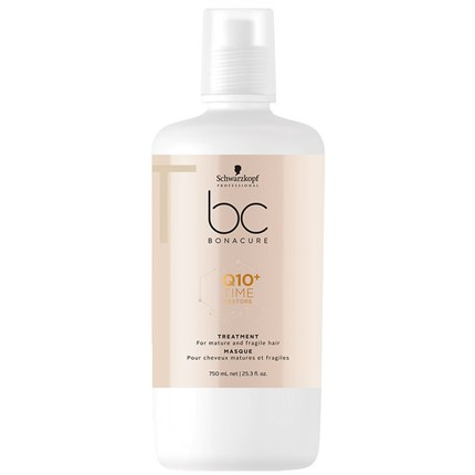 Schwarzkopf BC Q10 Ageless Taming Treatment 750ml
