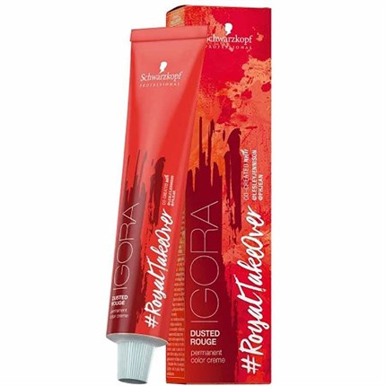 Schwarzkopf Igora Royal Dusted Rouge 60ml - 7-982 Medium Blonde Violet Red Ash
