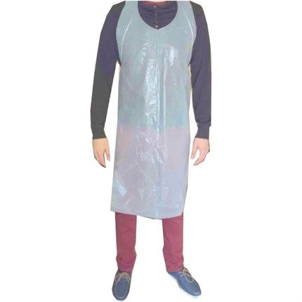 Disposable Recyclable Aprons (Pack of 100)