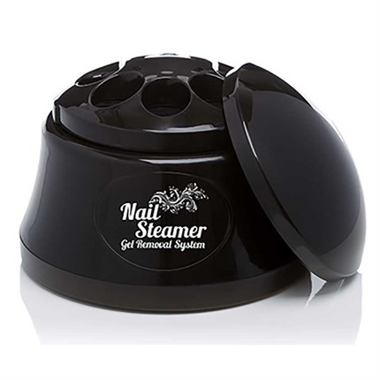 The Nail Steamer Gel Removal System