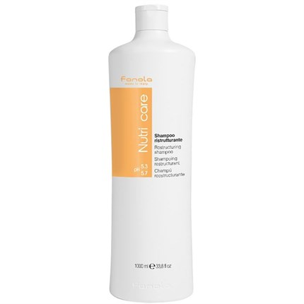Fanola Nutri Care Restructuring Shampoo 1000ml