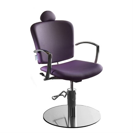 Medical & Beauty Miranda Reclining Make-Up Chair Without Footrest