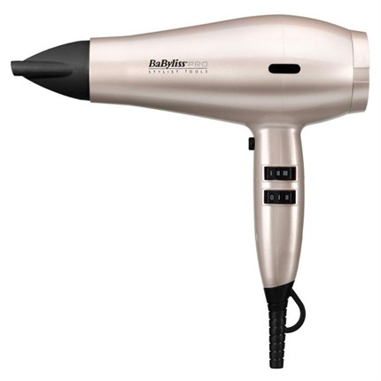 BaByliss PRO Spectrum Dryer - White Frost