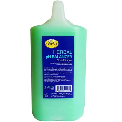 Capital Conditioner 4 Litre - Herbal pH Balancer