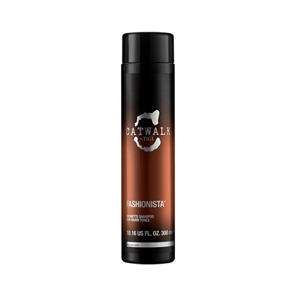 TIGI Catwalk Fashionista Brunette Shampoo 750ml