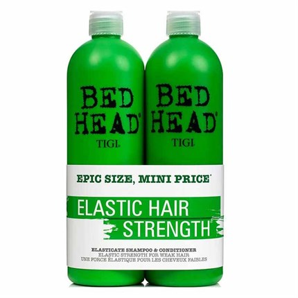 TIGI Bed Head Elasticate Shampoo/Conditioner 750ml Tween Duo