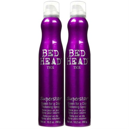 TIGI Bed Head Superstar Queen For A Day 300ml Duo Pack